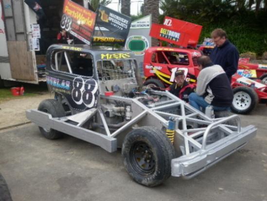 Rees Race Cars Co Nz
